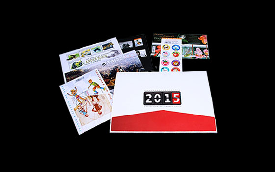 Year Pack 2015