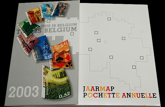 Year Pack 2003 Year Collections