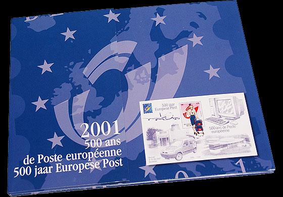 Year Pack 2001 Year Collections