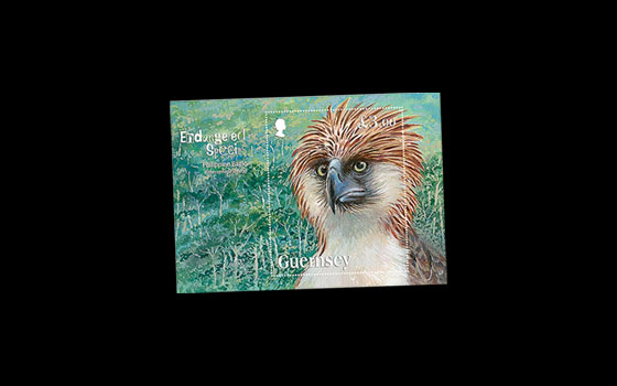Endangered Species: Philippine Eagle  SI