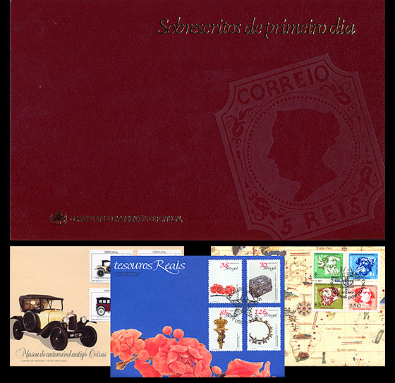 First Day Cover Album 1992 Annual Product