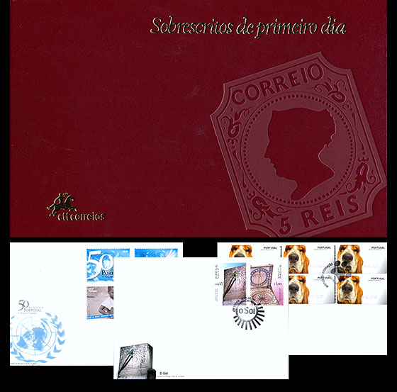 First Day Cover Album 2005 Annual Product
