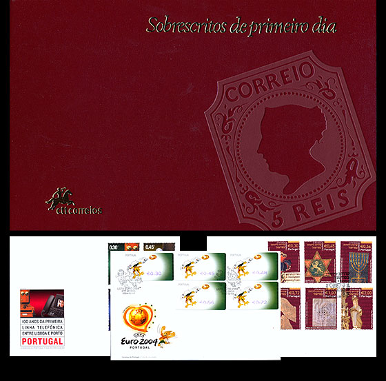 First Day Cover Album 2004 Annual Product