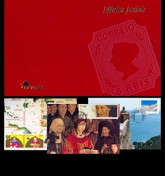 Bilhetes Postais Album 1994 Annual Product