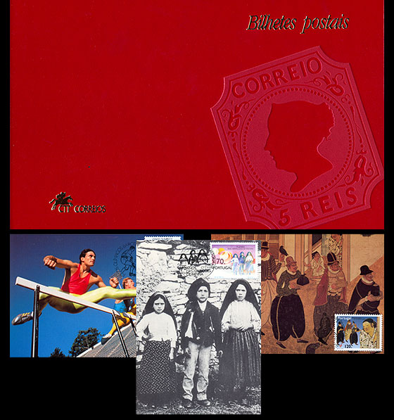 Bilhetes Postais Album 1992 Annual Product