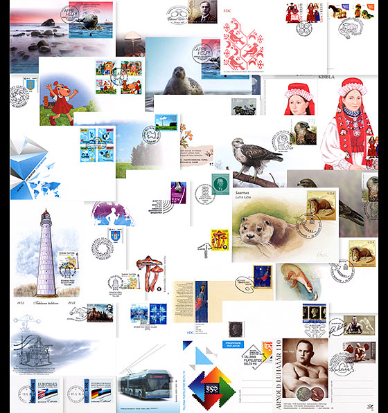 FDC 2015 Year Set Annual Product