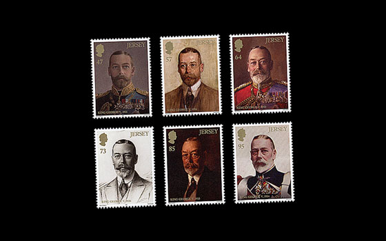 The Royal Legacy of Queen Victoria – King George V SI