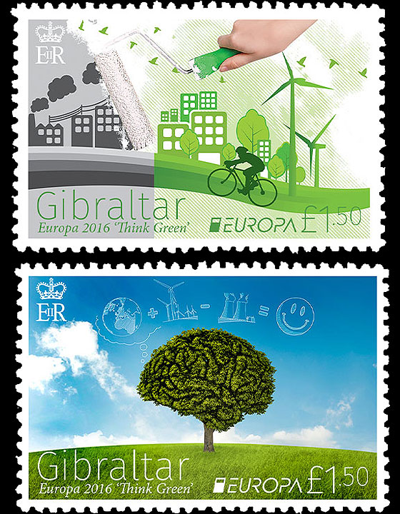 Europa 2016 - Think Green Set