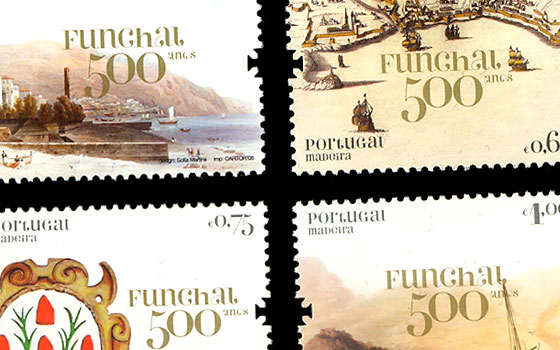 500 Years of Funchal City SI
