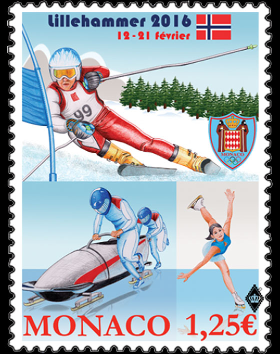 Winter Youth Olympics 2016- (Stamp Mint) Set