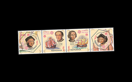 50th Anniversary of the First Europa Stamps SI