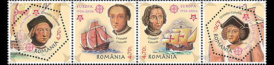 50th Anniversary of the First Europa Stamps Set