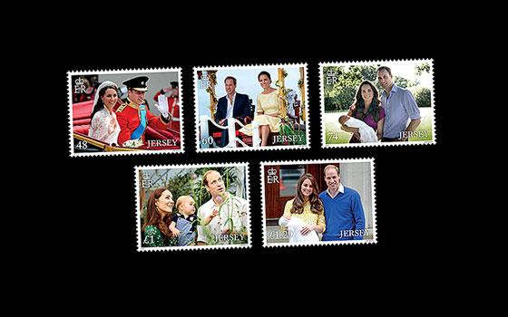 The 5th Wedding Anniversary of Their Royal Highnesses The Duke and Duchess of Cambridge SI