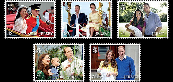 The 5th Wedding Anniversary of Their Royal Highnesses The Duke and Duchess of Cambridge Set