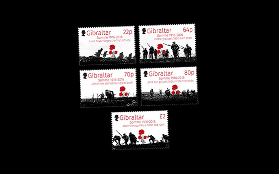 100th Anniversary Battle of the Somme SI