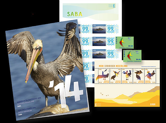Year Pack 2014 (Saba)  Year Collections