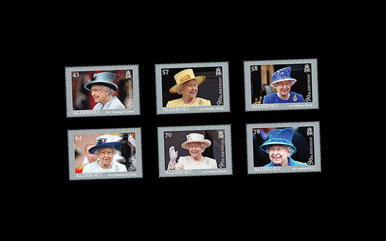 Her Majesty The Queen's 90th Birthday SI