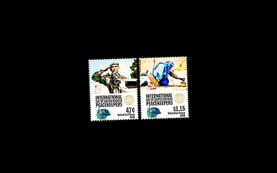 International Day of UN Peacekeepers (New York) SI