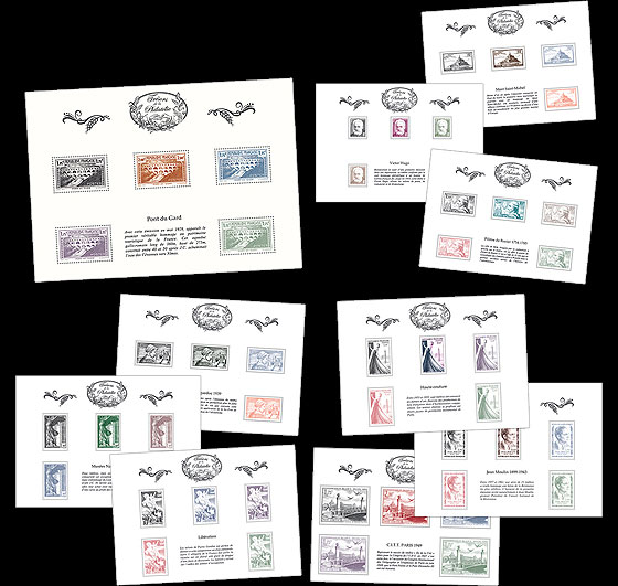 Treasures of Philately 2015 Collectibles