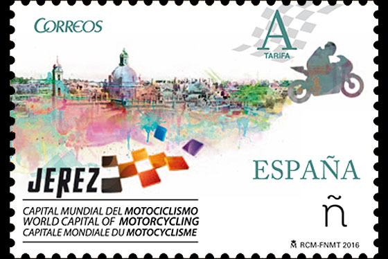 Jerez , Motorcycling World Capital 2015-2017 Set