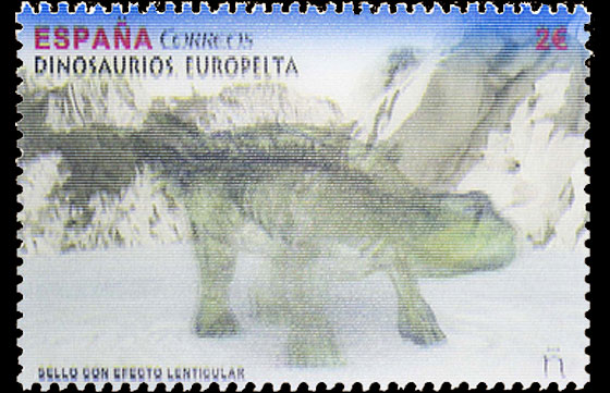 Dinosaurs - Europelta Set