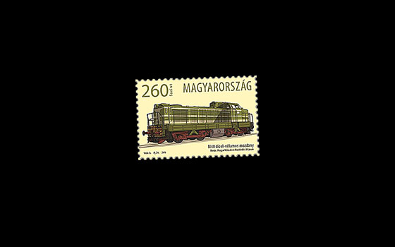 The First M40 Locomotive Entered Service In Hungary 50 Years Ago SI