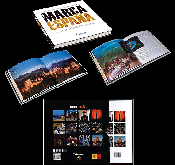 Thematic Book - Spain Books