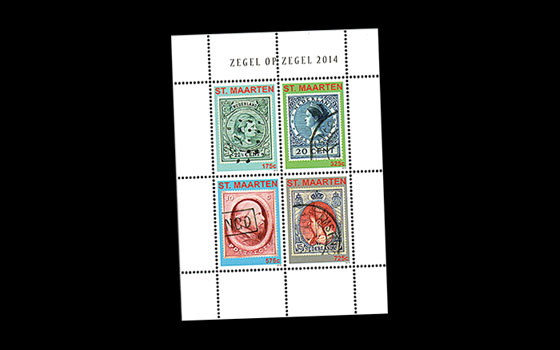 Stamp on Stamp 2014