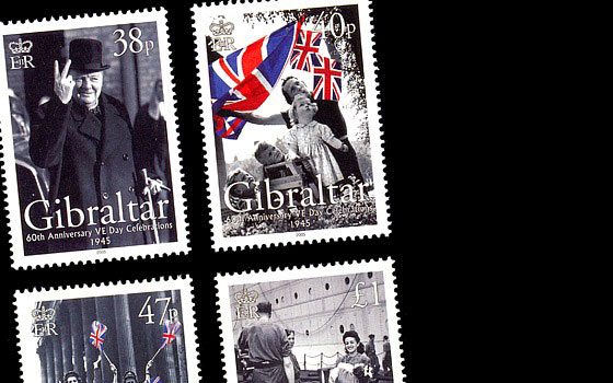 60th Anniversary of VE Day SI