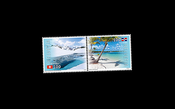 Joint issue Switzerland – Dominican Republic