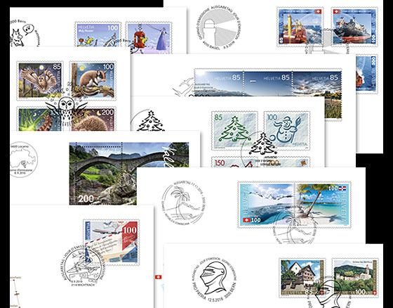 Year Set FDC 2016 Annual Product