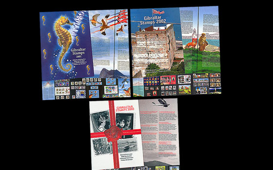 Year Pack Offer (2001, 2002, 2003) SAVE £55!