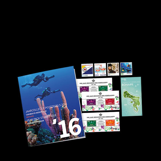 Bonaire Year Pack 2016