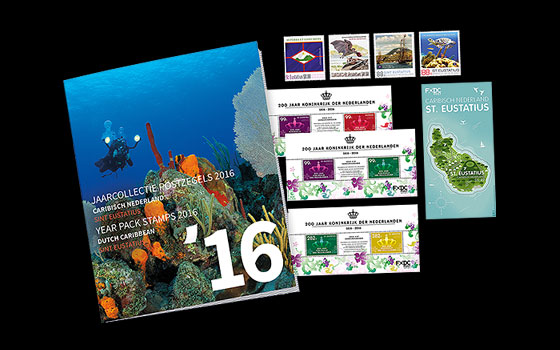 St. Eustatius Year Pack 2016