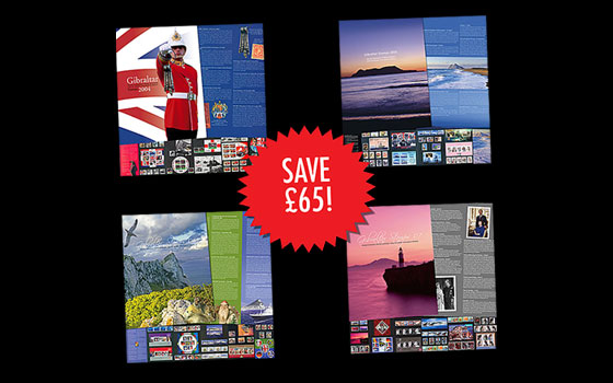 Year Pack Offer SAVE £105 (2010, 2011, 2012, 2013 & 2014, 2015)