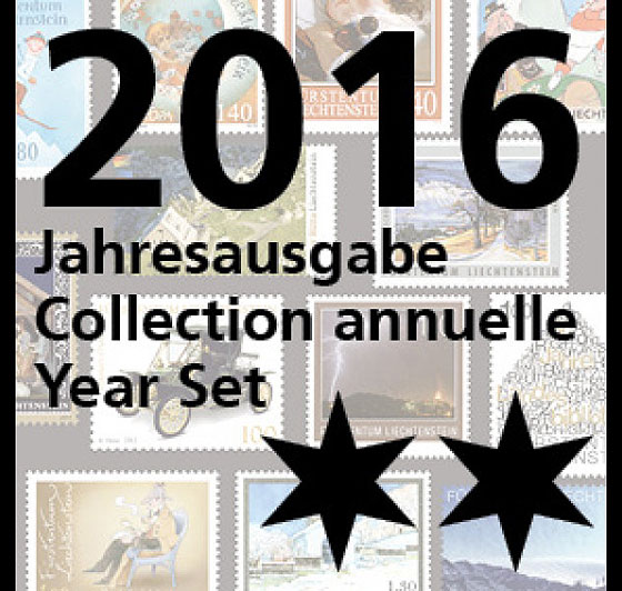 Year Set 2016 Year Collections