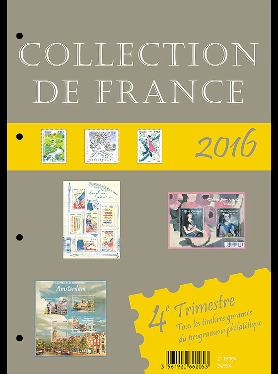 French Collection 2016 - Quarter 4 Year Collections