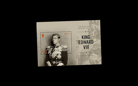 The Royal Legacy of Queen Victoria – King Edward VIII SI