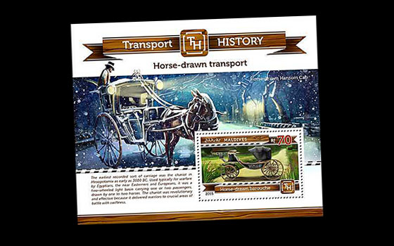 Horse-drawn Transport SI