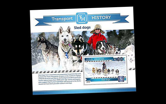 Sled Dogs SI
