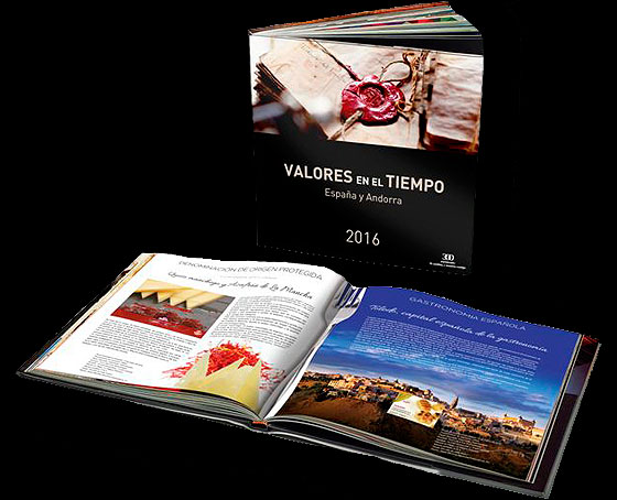 Year Book Spain & Andorra 2016 Annual Product