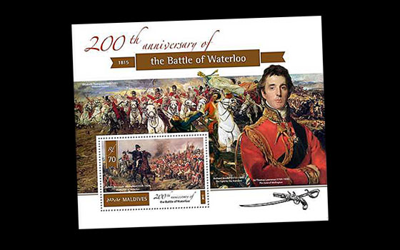 200th anniversary of Battle of Waterloo SI