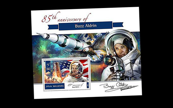85th anniversary of Buzz Aldrin SI