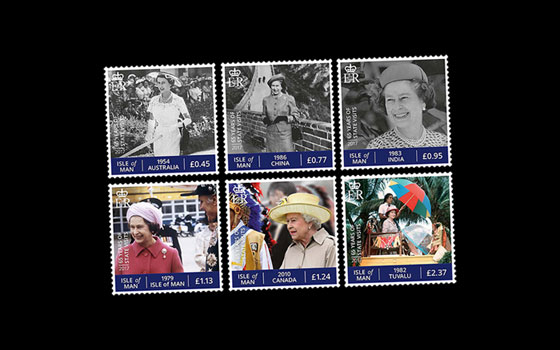 The Sapphire Anniversary of HM Queen - The Globetrotting Queen SI