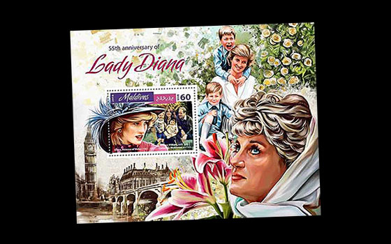 55th Anniversary of Lady Diana SI