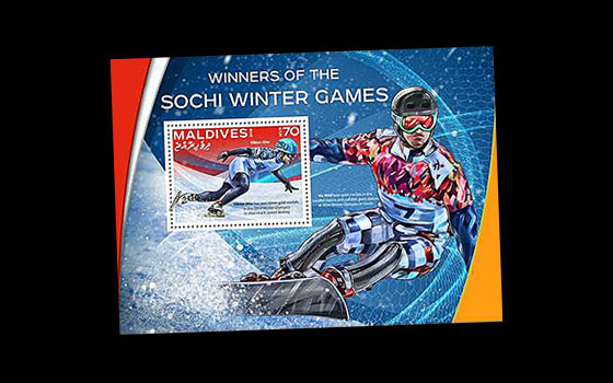 Winners of Sochi Winter Games SI