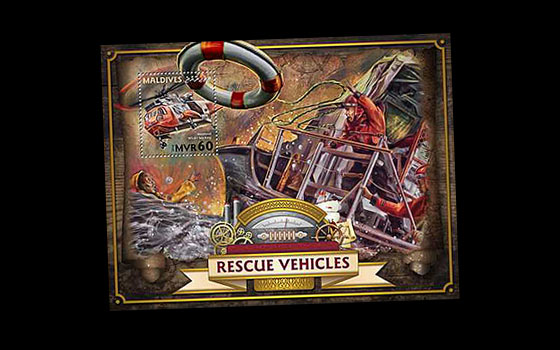 Rescue Vehicles SI