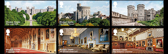 Windsor Castle 2017 Set