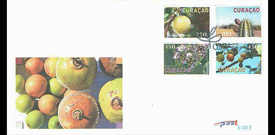 Fruit First Day Cover