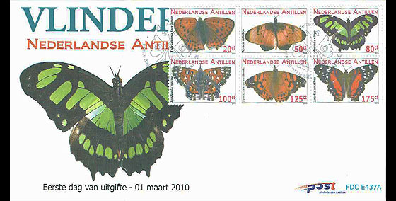 Butterflies I First Day Cover